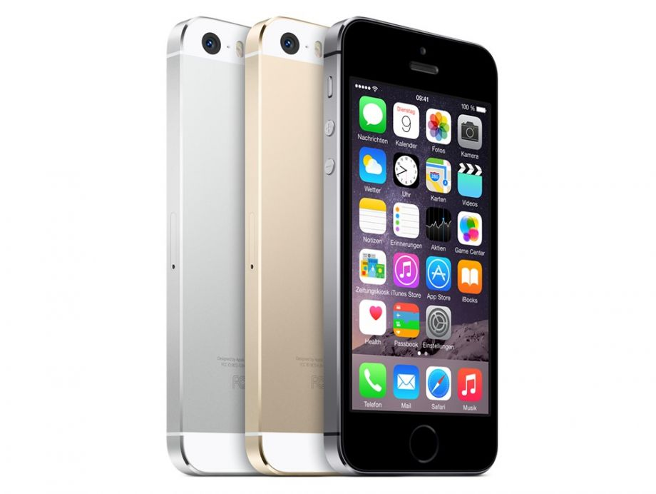 iPhone 5s 16GB Touch ID Space Gray/Silver/Gold Как новый.